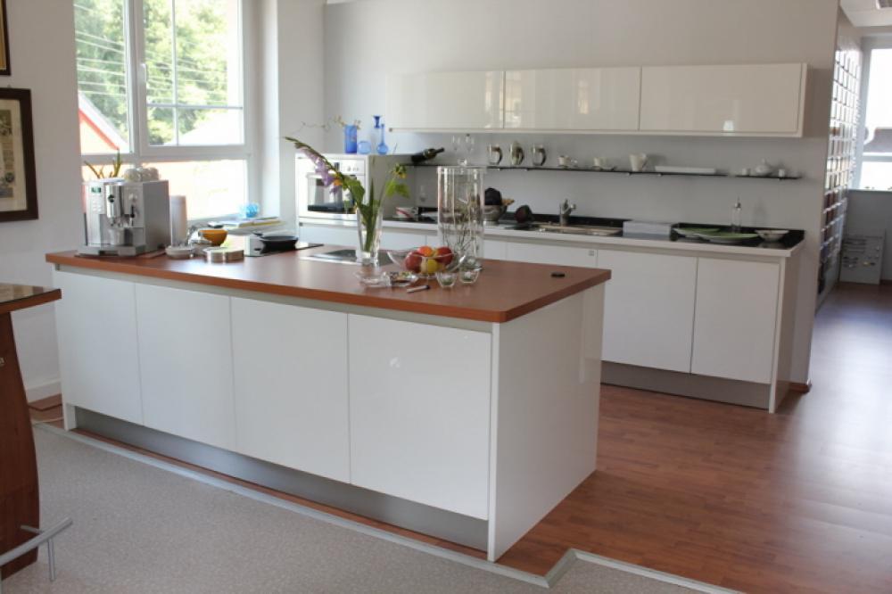 Inselküche von tischlerei schüler foto 1