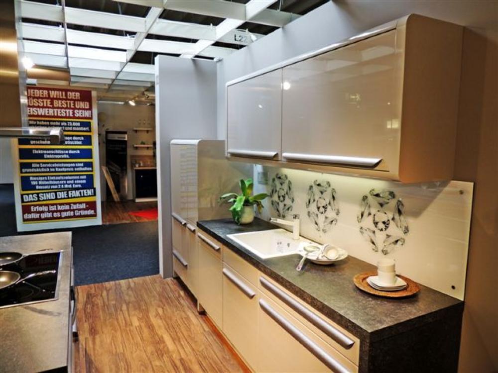 Küchen, Musterküchen und Küchenmöbel Angebote im Abverkauf