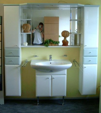 badm bel bad basic 630 von puris erh ltlich in bleialf. Black Bedroom Furniture Sets. Home Design Ideas