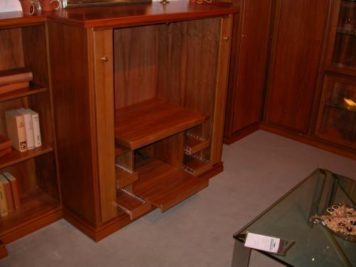 wohnm bel wohnwand mit tv element von albrecht erh ltlich in ottobrunn. Black Bedroom Furniture Sets. Home Design Ideas