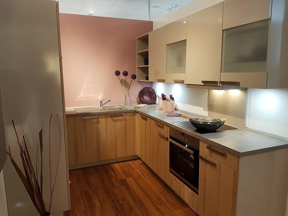 Küche in u form von die einbauküche neumann foto 1