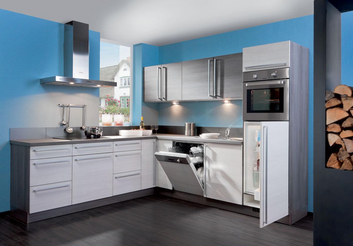 Küche in l form von online küchenfachgeschäft foto 1