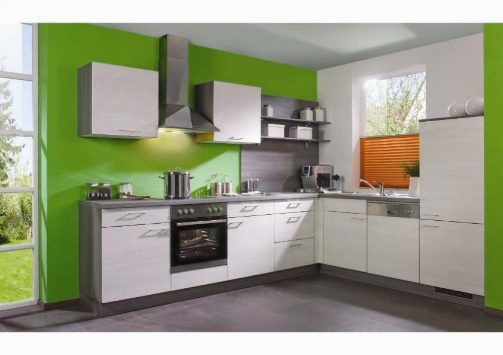 Küchen l form grau  Küche in L-Form von Express - erhältlich in Oederan