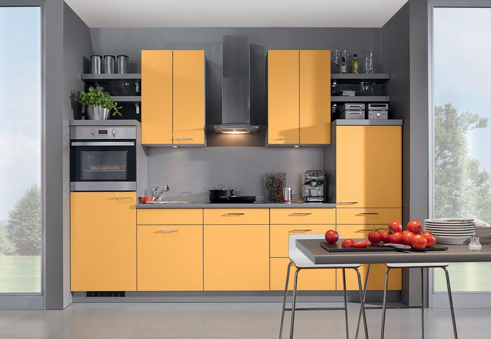 Küchenzeile von online küchenfachgeschäft foto 1