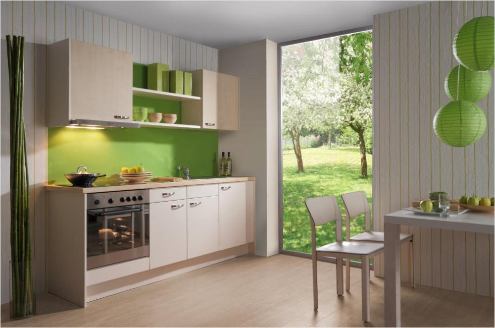Küchenzeile von Wellmann - erhältlich in Oederan | {Küchenfachgeschäft 24}