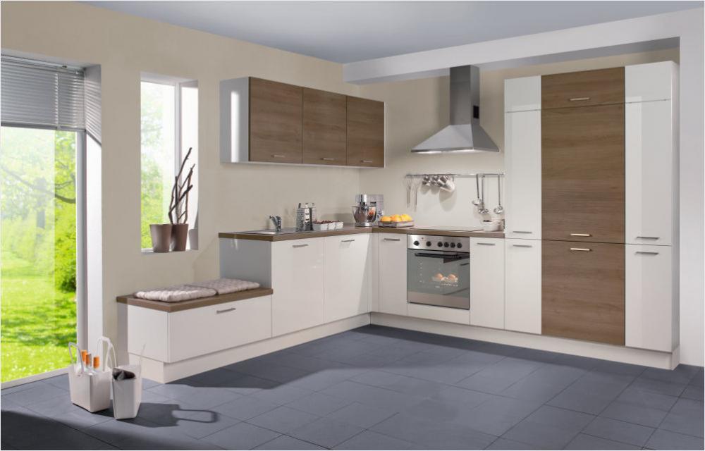 Einbauküchen l form küche in l form von wellmann erhältlich in oederan