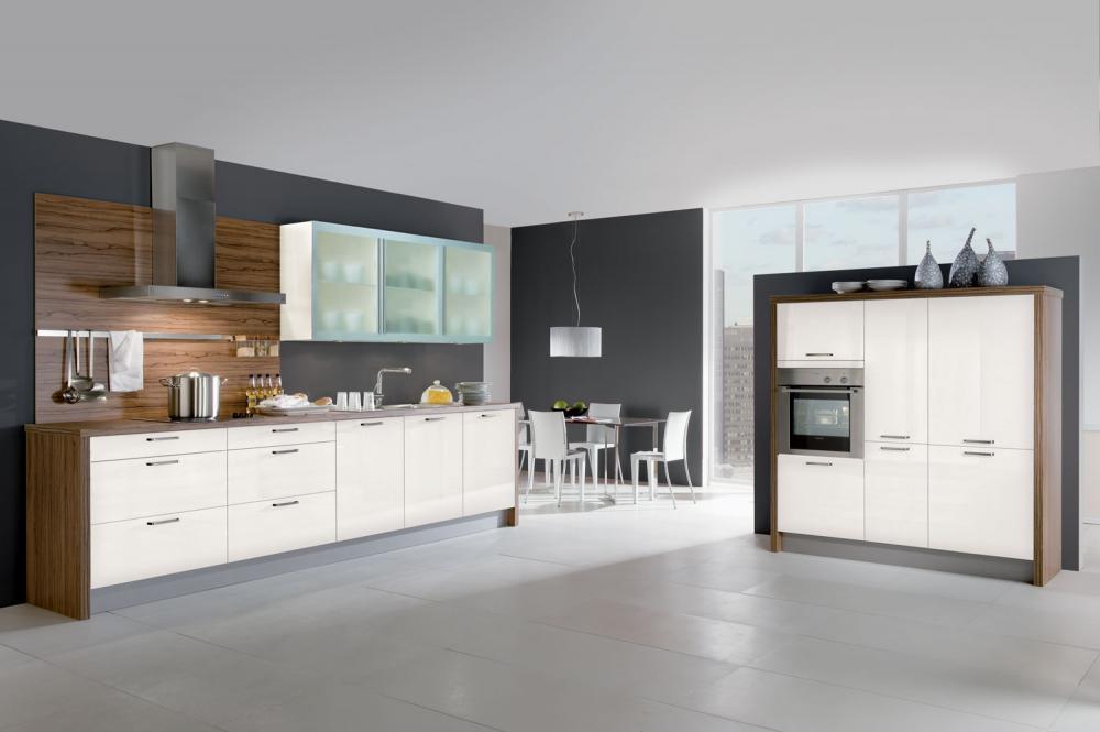 zweizeilige küche von häcker - erhältlich in oederan - Küche Zweizeilig
