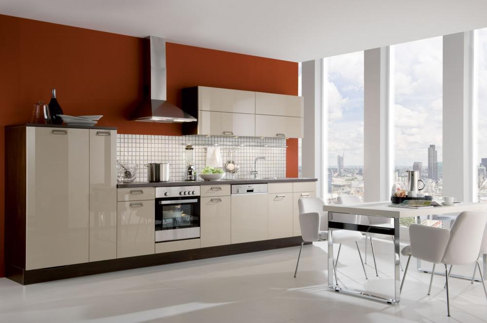 Küchenzeile modern  günstige Häcker Küchen