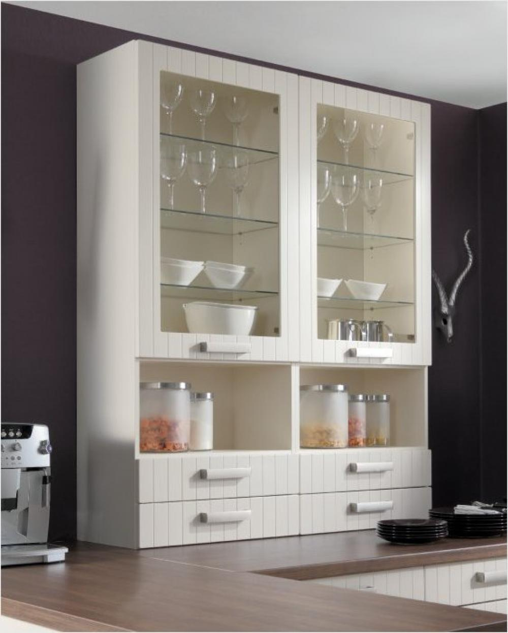 Küche in U-Form von Wellmann - erhältlich in Oederan