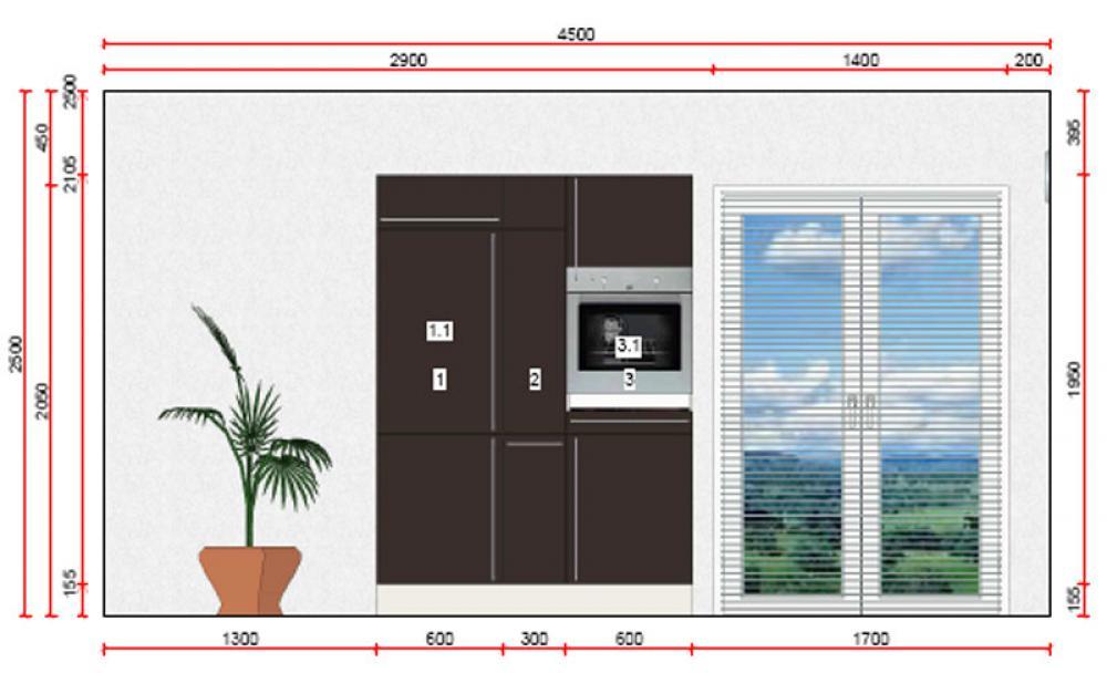 k che zweizeilig von wellmann f r nur 3995 00 euro. Black Bedroom Furniture Sets. Home Design Ideas