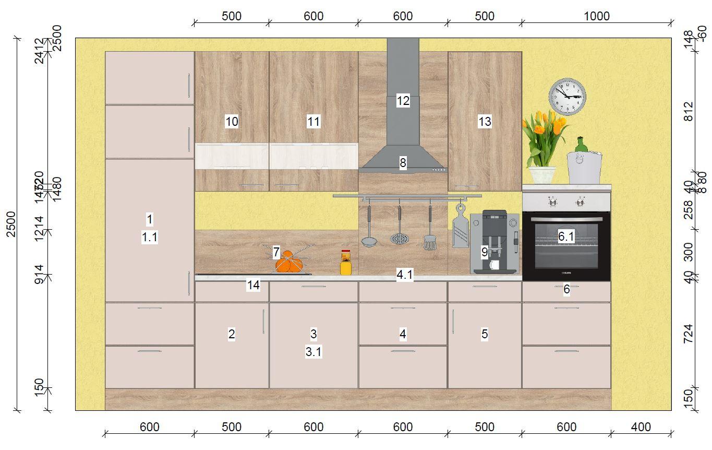 Küchenzeile Cindy ~ küchenzeile von burger erhältlich in oederan