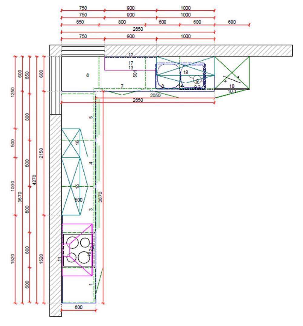 Häcker Oederan L Form Von Küche Erhältlich In 1F3TlKJc