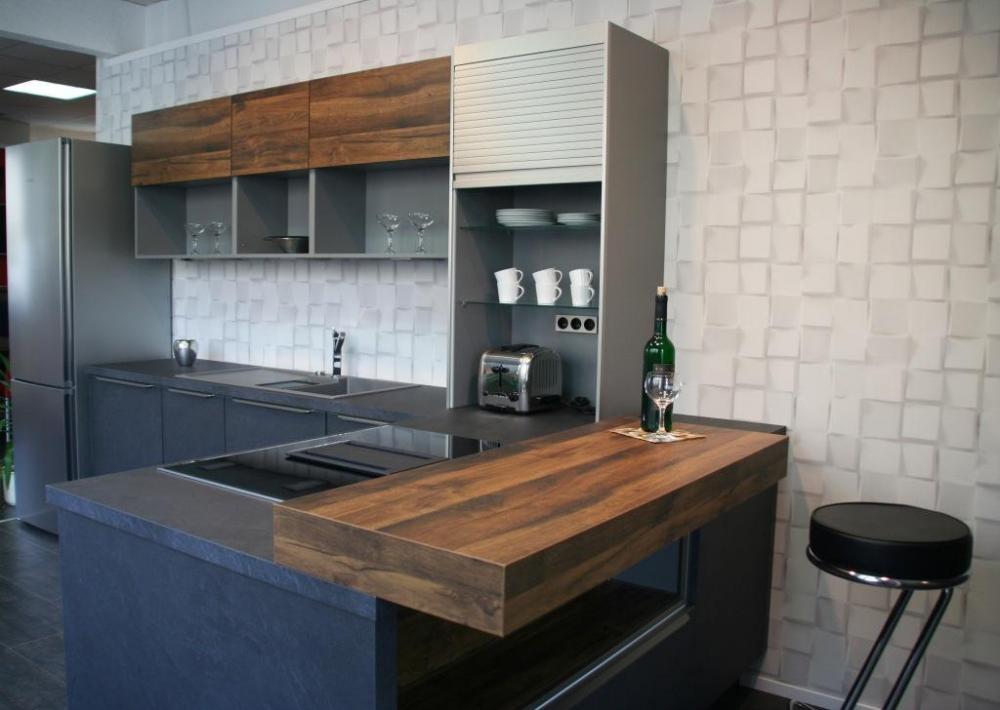 Küche in L-Form von Küche&Co Hanau - Foto  1
