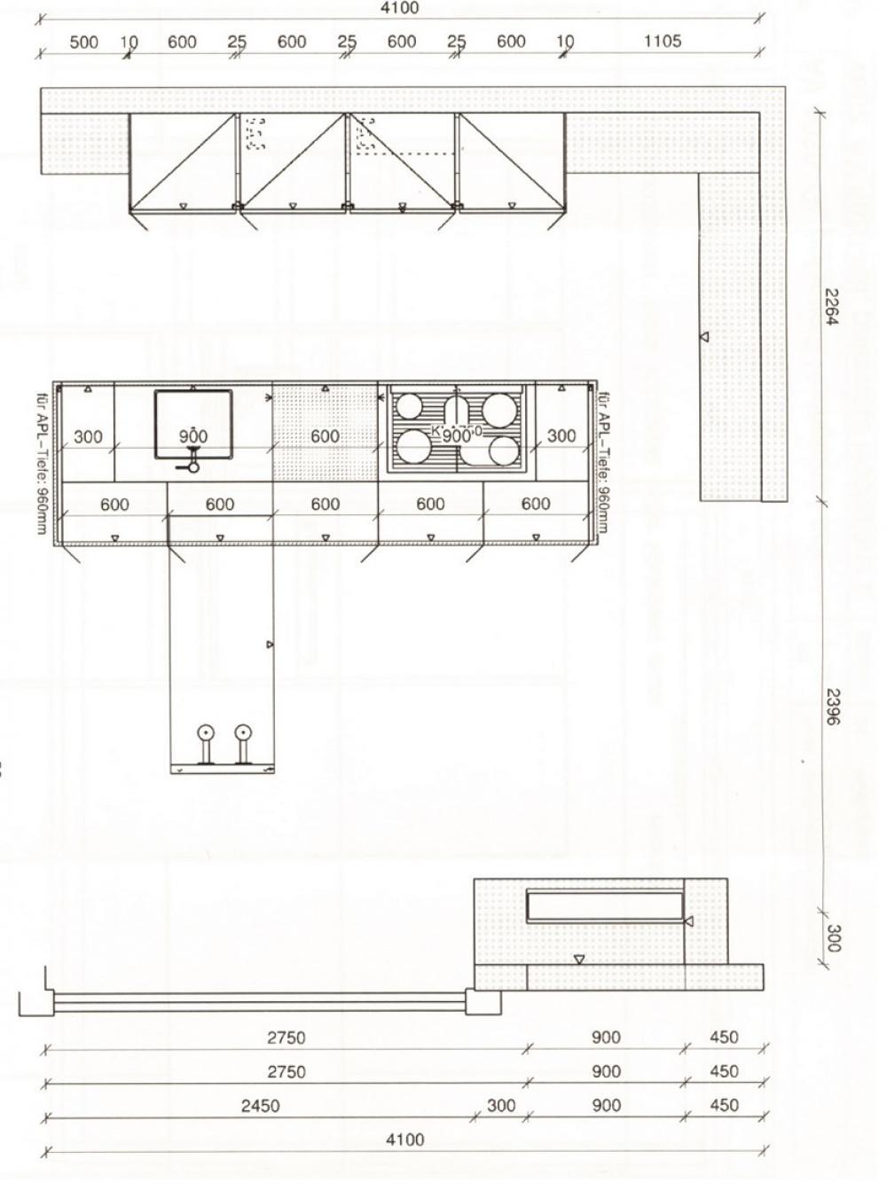 Inselküche von Die Einbauküche Neumann - Foto  1