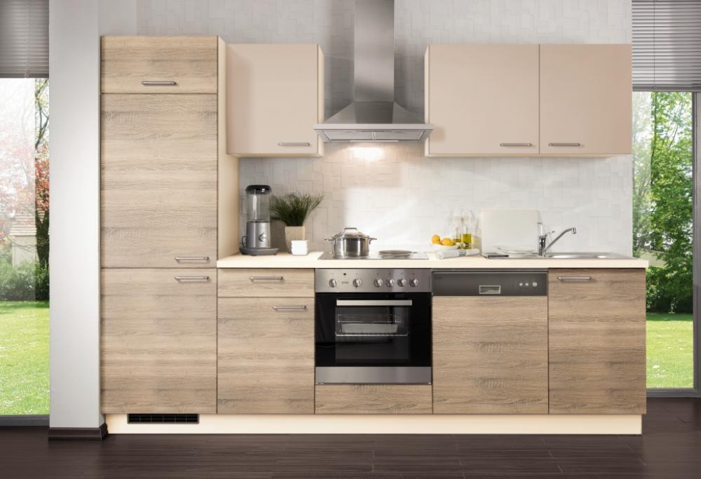 Einzeilige Küche küchenzeile express erhältlich in oederan