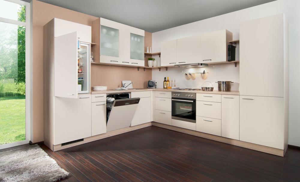 Küche in L-Form von Express - erhältlich in Oederan